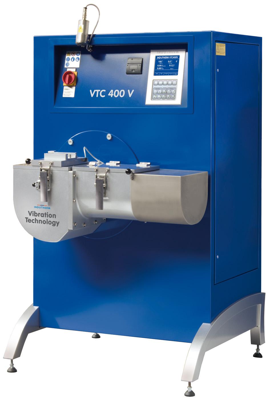 Indutherm Vacuum Tilt Casting Machine