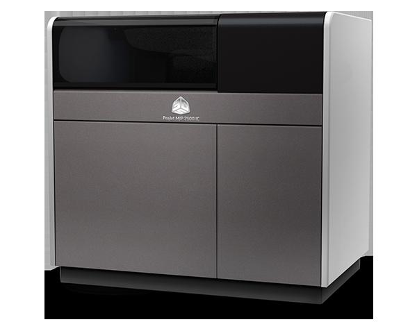 Projet mjp 2500 ic printer